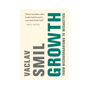 MIT Press, Growth: From Microorganisms to Megacities